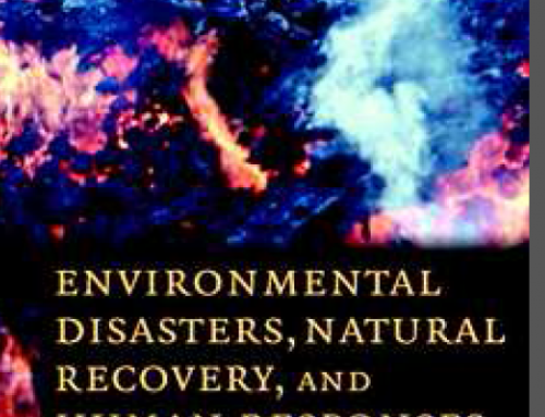 کتاب Environmental Disasters 2007