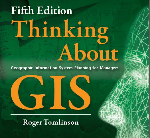 دانلود کتاب Thinking About GIS